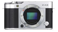 Fujifilm X-A3 Mirrorless Digital Camera Body ONLY (Silver) - Used - Please READ