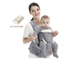 Baby Carrier Front Facing Ergonomic Infant Baby Hip seat Waist for Baby Travel