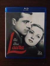 (1944) Laura (Blu-ray Gene Tierney film noir)