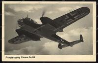 Foto-AK-Dornier-Do 215-Kampfflugzeug-Airplane-Luftwaffe-Wehrmacht-2.WK