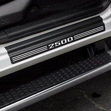 "Door Sill Plate Protectors ""2500"" fits Dodge Ram Truck 2500 2015 2016 2017"