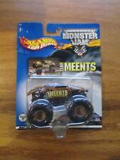 Hot Wheels Monster Jam Team Meents w Free ship!