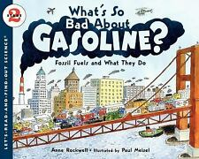 Let's-Read-And-Find-Out Science 2: What's So Bad about Gasoline? : Fossil...