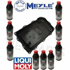 Rolls-Royce BMW 2-7 Series GA8HP Auto Trans Oil Pan & Filter Kit & 9L Fluid ATF