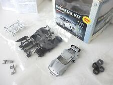 Revell 1/43 Metal Kit  Porsche 911 RSR In Silver Grey Metal Body Die Cast Kit