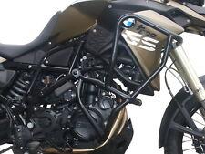 Paramotore HEED BMW  F 800 GS (2013 - 2018) nero protezione + Borse