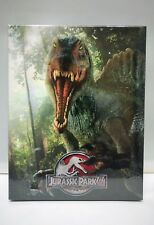 Jurassic Park 3 Steelbook FILM ARENA (Full Slip) ***Ltd Ed.*** #041/800