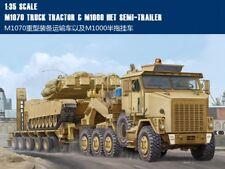 Hobby boss 1/35 85502 M1070 Truck TRACTOR & M1000 HET SEMI-TRAILER