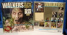 The Walking Dead 2016 Wall Calendar Walkers Eaters Biters Roamers 16 Month AMC