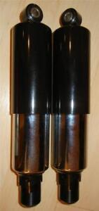 """1957-62 AJS Matchless pair 12"""" Girling shocks with covers; use your mounts T111"""