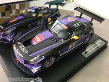 """Carrera Digital 124 23812 Mercedes Benz SLS AMG GT3 """"Erebus Motorsport, No.1 A"""""""