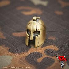 SPARTAN HELMET bead for paracord lanyard and survival bracelet