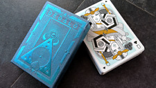 Dedalo Alpha Playing Cards by Giovanni Meroni ships from Murphy's Magic