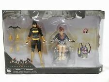 Batgirl & Oracle 2 Pack Action Figure Batman Arkham Knight DC Comics New Sealed