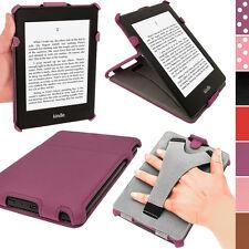 Igadgitz - funda Eco-piel para Kindle Paperwhite 6 Función Reposo/activación