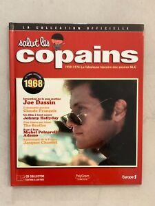 livre salut les copains (oct. déc 1968) • LA COLLECTION OFFICIELLE • CD inclus