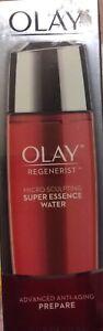 Olay Regenerist Anti-Aging Micro Sculpting Super Essence Water 5 oz New