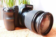 Sony Alpha A100 l 18x70mm Objekiv l XXL EXTRAS I DSLR Spiegelreflex Kamera