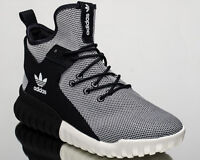 adidas Originals Tubular X lifestyle casual sneakers NEW black white BA7782