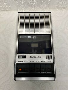 Panasonic tape player recorder  RQ 2309 Tested No Power Cord