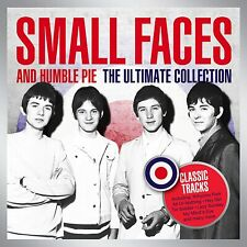 Small Faces & Humble Pie - Ultimate Collection / Best Of / Greatest Hits 3CD NEW