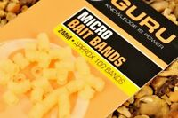 Guru Micro Bait Bands - Available in 2mm or