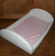 Little Tikes Baby Doll Changing Table Bassinet Cradle Crib Top Replacement Top