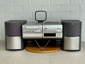 JVC EX-TD7 Compact Component System