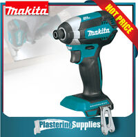 "Makita Brushless Impact Driver 1/4"" Cordless XDT13  Bare Tool Only"
