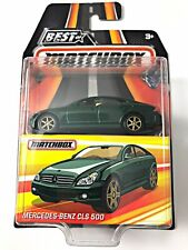 Matchbox Best Of The World Mercedes Benz CLS-500