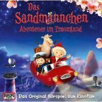 """UNSER SANDMÄNNCHEN """"ABENTEUER IM TRAUMLAND"""" CD NEW"""