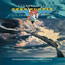Deep Purple-Stormbringer (35th Anniversary Edition)  CD with DVD NEW