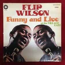 Flip Wilson - Funny And Live at the Village Gate - Vinyl 33RPM LP Album Record