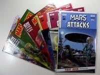 IDW Comics MARS ATTACKS (2012) #3 4 5 + FIRST BORN #1 3 4 LOT VF/NM Ships FREE!