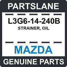 L3G6-14-240B Mazda OEM Genuine STRAINER, OIL