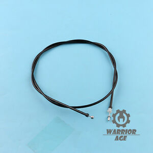 OE Cable of Hood Latch Lock Release Open for AUDI A8 Quattro 04-10  # 4E0823530A