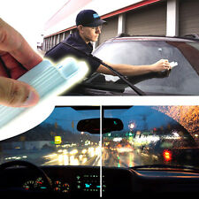 Windshield Glass Water Rain Repellent Treatments Application Repels for Car