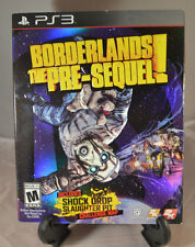 Borderlands: the Pre-Sequel! Sony Playstation 3 PS3 New Sealed 2K BLUS31445