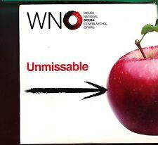 Welsh Nashional opera / Unmissable - Autumn 2014 - MINT