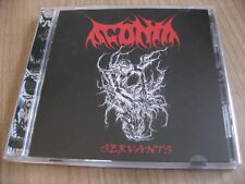 AGONIA servants CD OLD SCHOOL DEATH METAL AUTOPSY PHLEBOTOMIZED ROTTREVORE
