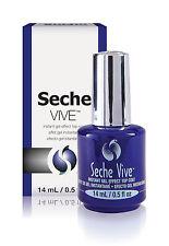 Seche Vive Instant Gel Effect Top Coat - .5 Oz / 14 mL - 83243