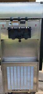 ELECTRO FREEZE SL500 3 FLAVOR SOFTSERVE ICE CREAM/FROZEN YOGURT MACHINE Xlnt