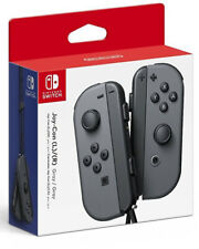 Nintendo Switch Set 2 Joycon Grigio Grey