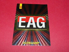 PANINI FOOTBALL CARD 98 1997-1998 BADGE ECUSSON EN AVANT GUINGAMP EAG ROUDOUROU