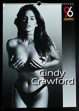 Cindy Crawford Calendar 1996 - Kalender