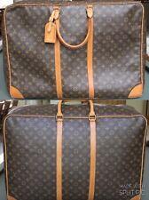 Authentic Louis Vuitton Monogram Sirius 65  Soft Suitcase Luggage