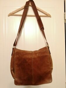 Marks And Spencer Collezione Genuine Leather Satchel Men's Bag