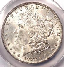 1882-O/S Morgan Silver Dollar $1 VAM-3 - ANACS MS62 - Rare Variety BU UNC Coin!