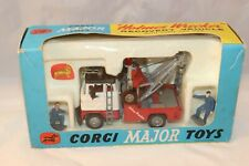 """Corgi Toys 1142 """"Holmes Wrecker"""" Recovery Vehicle with Ford Tilt Cab Mint in box"""