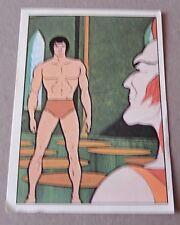 Figurine PANINI : TARZAN N° 376 - Edgar RICE BURROUGHS 1976 1977 1978 Vignette